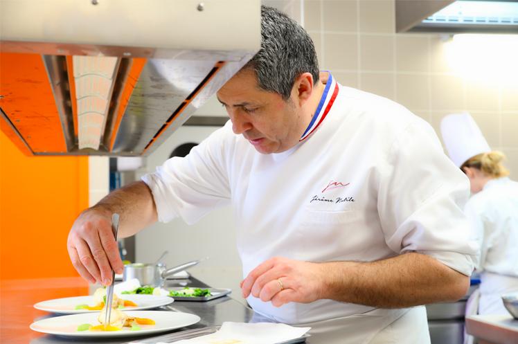 « Dans mes Cuisines » by Jérôme Nutile