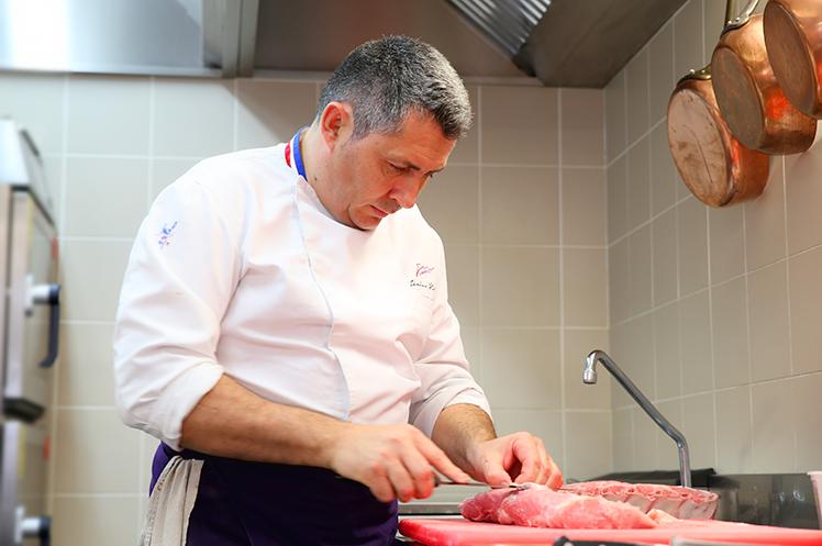 « L'identité d'un Chef en Cuisine  » by Jérôme Nutile