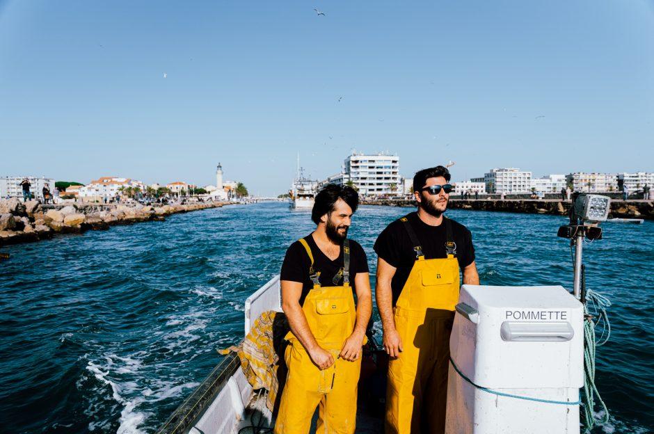Le Poisson direct pêcheurs du GRAU-DU-ROI