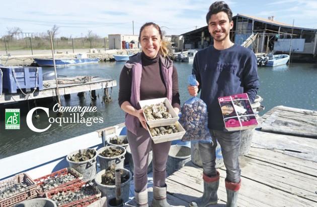 Les Fruits de Mer et Coquillages de Camargue Coquillages à PORT-SAINT-LOUIS-DU-RHONE