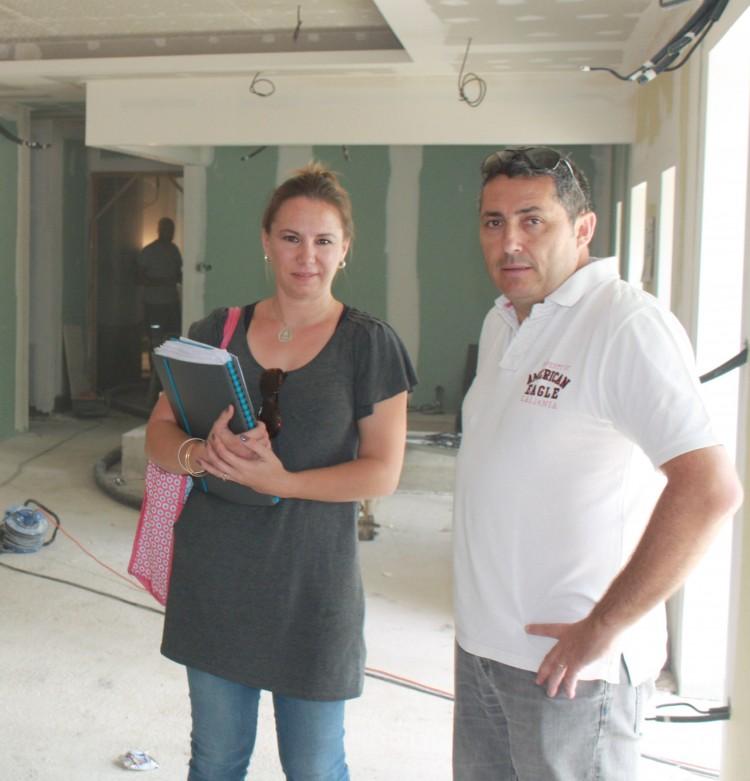 Rencontre avec Sonia Larzillière Planchon, l'architecte Chargée du projet pour Nicolas Crégut & Laurent Duport.