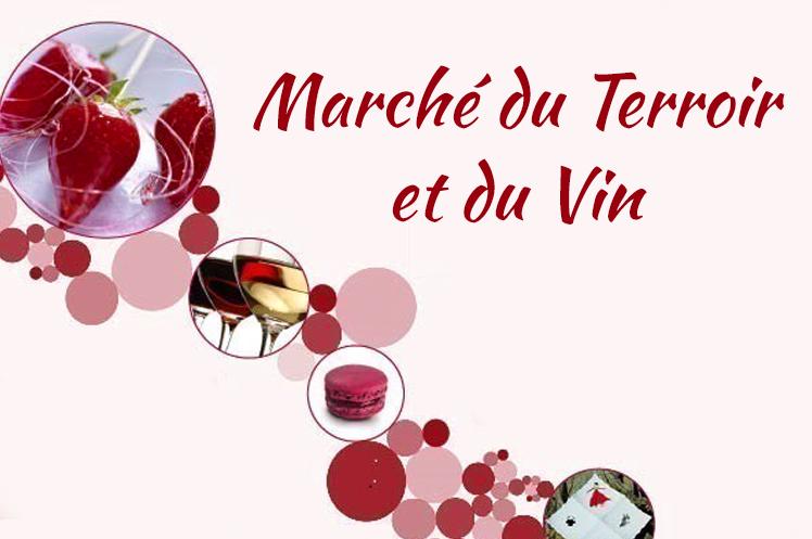 « Le Marché du Terroir et du Vin» by Jérôme Nutile