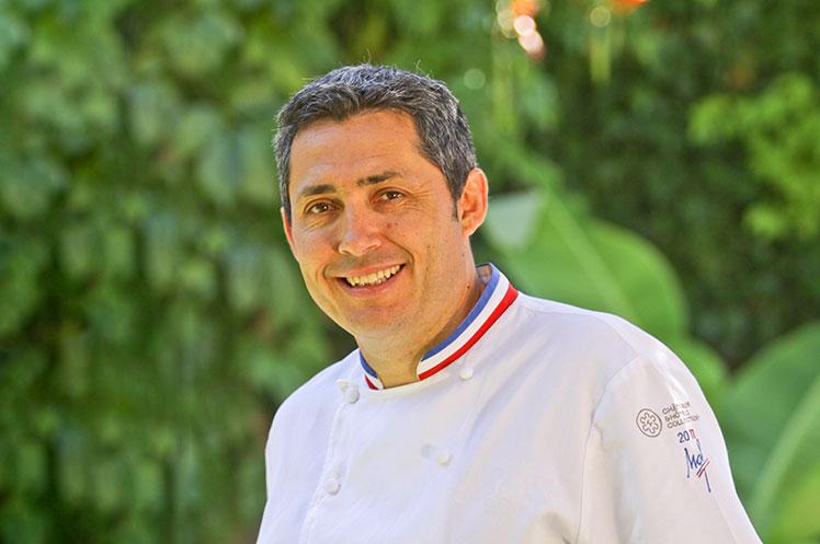 « Les Coulisses du Gastronomique » by Jérôme Nutile