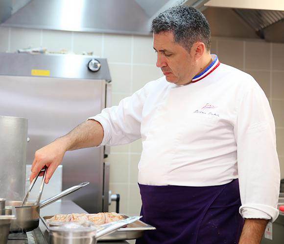 « La Journée d'un Chef » par Jérôme Nutile