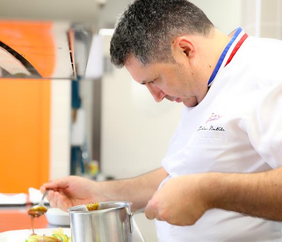 « Les Sauces dans la Gastronomie » par Jérôme Nutile