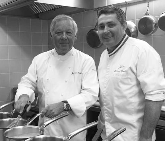 « Ma rencontre avec le Chef Georges Blanc» par Jérôme Nutile